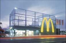 Sleek Fast Food Redesigns
