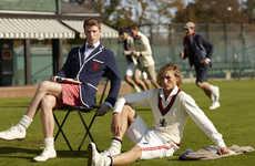 Vintage Sports Fashion