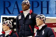 Designer Olympic Outfits