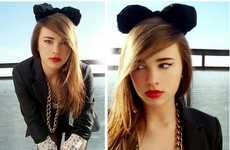 Minnie Mouse Headgear