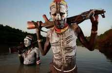 Hypercontrast Humanitarian Photos