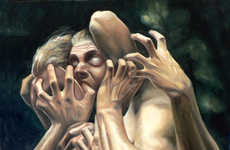Terrifying Cannibalistic Art