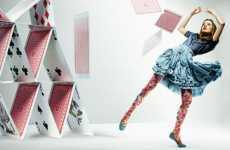 Wonderland Fashionista Shoots
