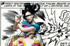 Fashionista Superheroes
