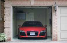 Supercar Garage Decals