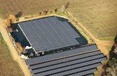 Waterborne Solar Arrays