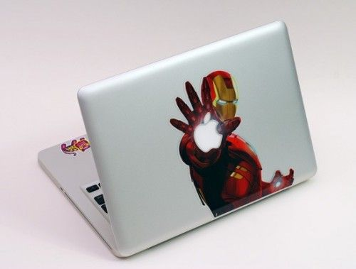 Superhero Laptop Skins