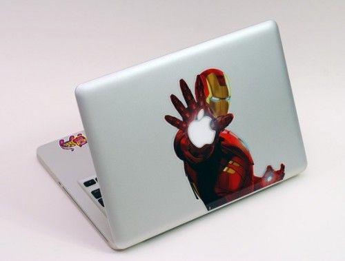 Superhero Laptop Skins