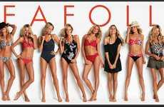 Swimsuit Line-Up Shoots