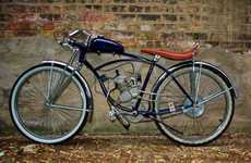 DIY Motor Bicycles