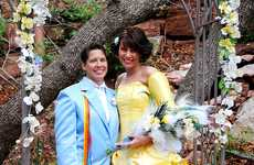 Sapphic Fairytale Weddings