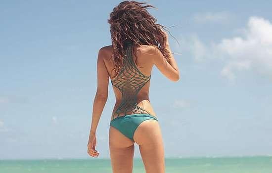 Webbed Beachwear