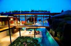 Summer Aquatic Homes