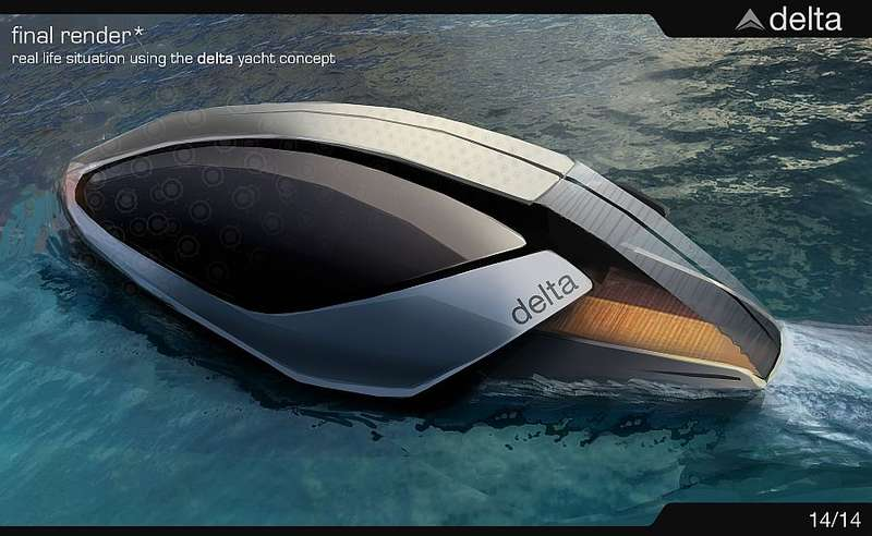 Glass-Bottom Yachts