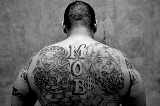 Robert Gumpert American Prison Tattoos