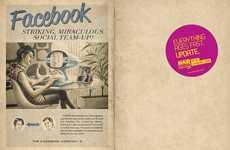 Retro Facebook Ads