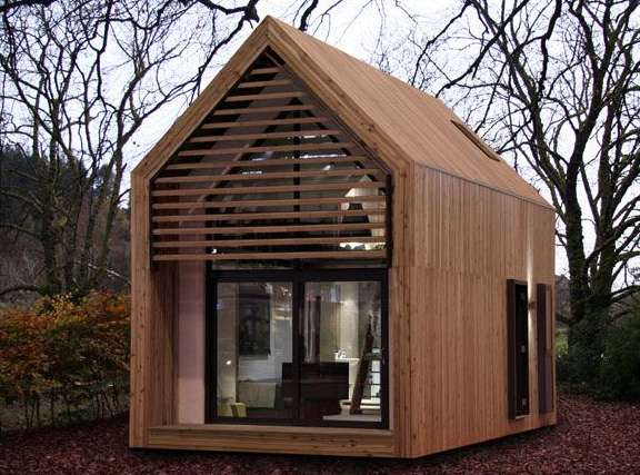 Portable Miniature Housing