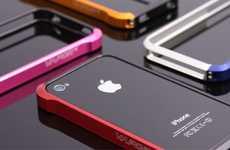 Aircraft Aluminum iPhone Cases