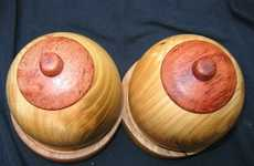 Chesty Wood Containers