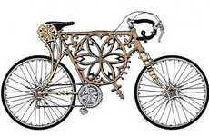 Alluring Antique Bicycles