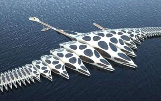 Floating Luxury Hotels