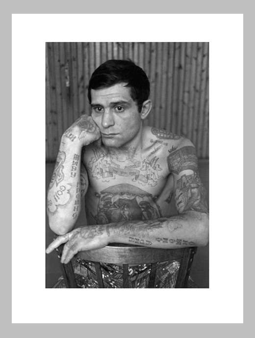 Russian Criminal Tattoos 3