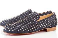 Spiked Footwear