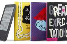 Designer E-Reader Cases