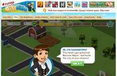 Social City-Planning Games