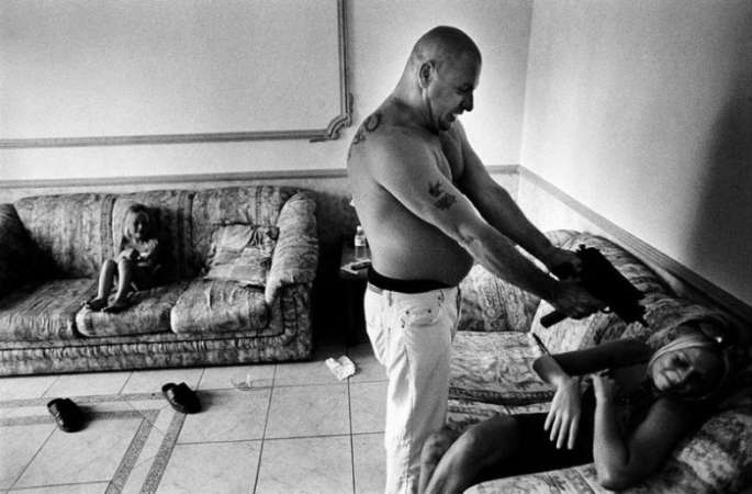 Powerful Mobster Photography