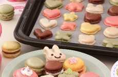 Cuddly Creature Cupcakes