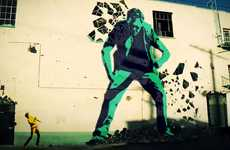 Intense Graffiti Showdowns