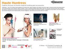 Designer Fashion Trend Report Research Insight 3