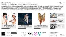 Designer Fashion Trend Report Research Insight 3