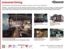 High-End Dining Trend Report Research Insight 1