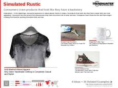 Rustic Branding Trend Report Research Insight 1