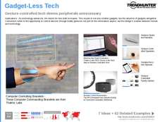 Gesture-Control Technology Trend Report Research Insight 1