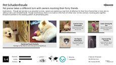 Pets Trend Report Research Insight 7