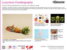 Culinary Art Trend Report Research Insight 1