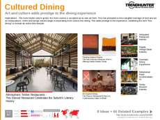 Cultured Dining Trend Report Research Insight 1