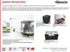 Household Appliance Trend Report Research Insight 1