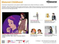 Cartoon Trend Report Research Insight 2