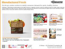 Organic Dining Trend Report Research Insight 1
