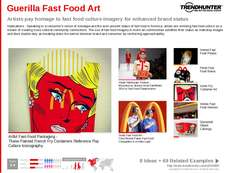 Culinary Art Trend Report Research Insight 2