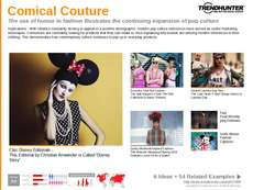 Pop Culture Apparel Trend Report Research Insight 2