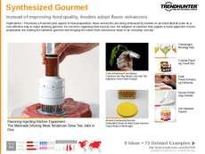 Gourmet Food Trend Report Research Insight 1