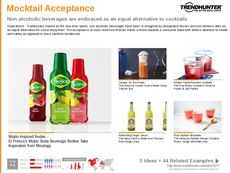 Non-Alcoholic Beverage Trend Report Research Insight 1