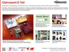 Personal Shopping Trend Report Research Insight 1