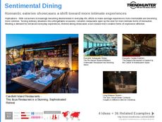 Themed Dining Trend Report Research Insight 1