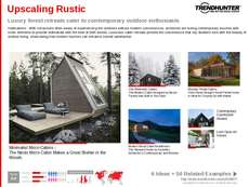Rustic Architecture Trend Report Research Insight 1